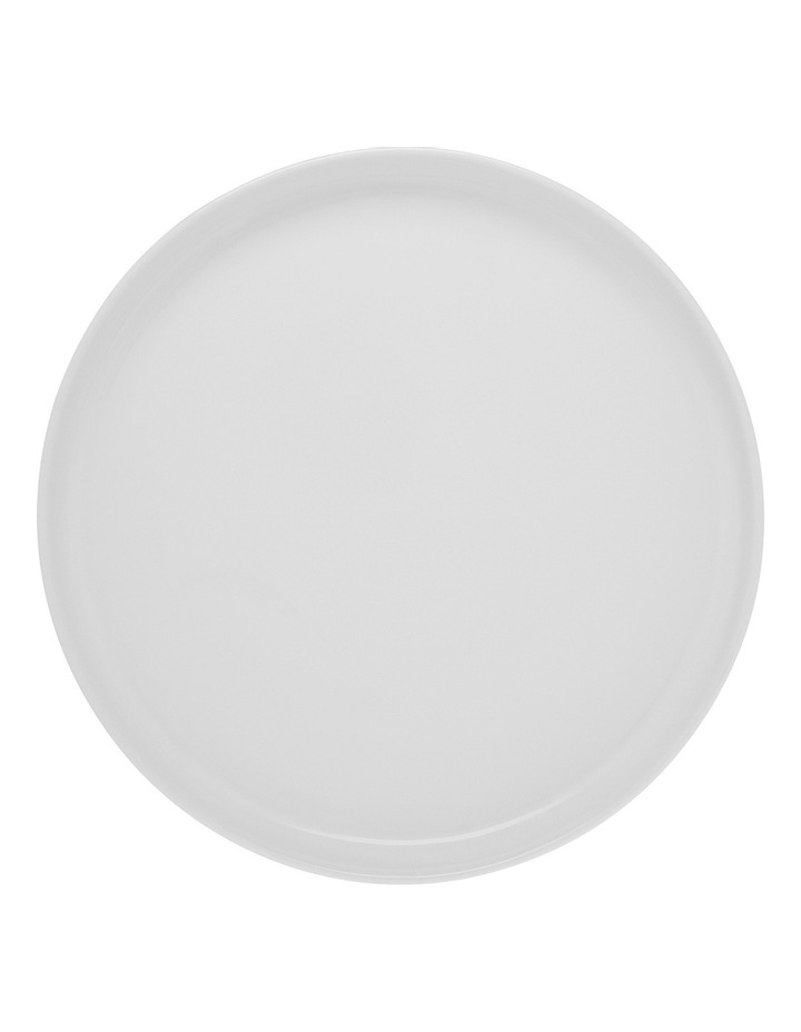 Ceramic Tray with Luster Stripe 27.7cm image 1
