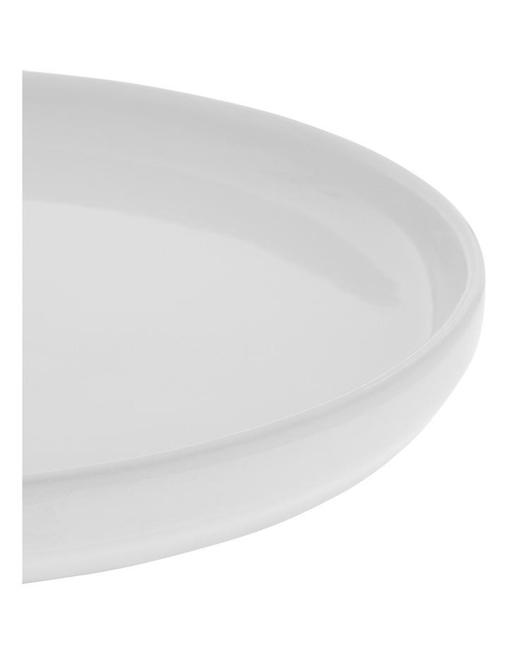 Ceramic Tray with Luster Stripe 27.7cm image 2