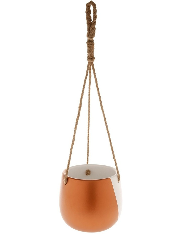 Spliced Ceramic Hanging Pot 15.5cm image 1