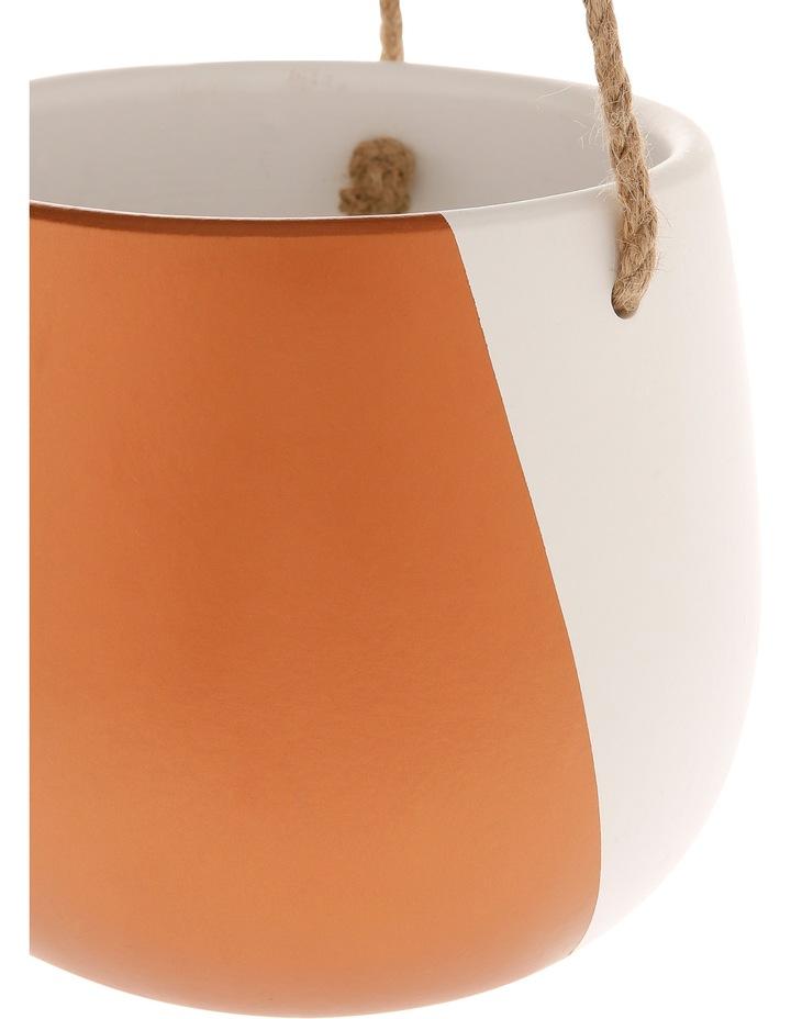Spliced Ceramic Hanging Pot 15.5cm image 2