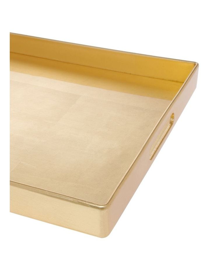Rectangle Tray Gold image 2