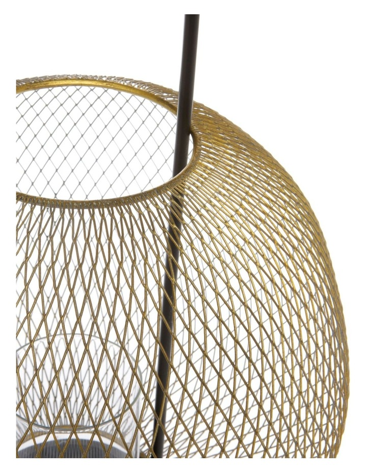 Wire Mesh Ball Lantern 30.5cm image 2
