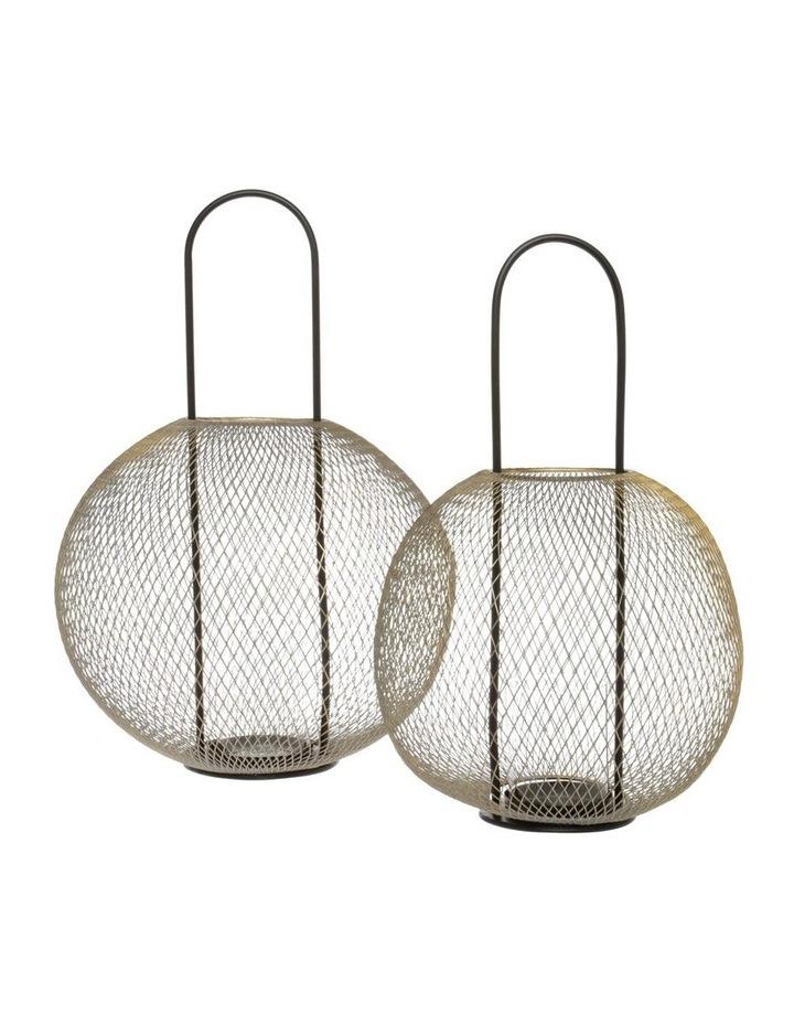 Wire Mesh Ball Lantern 30.5cm image 3