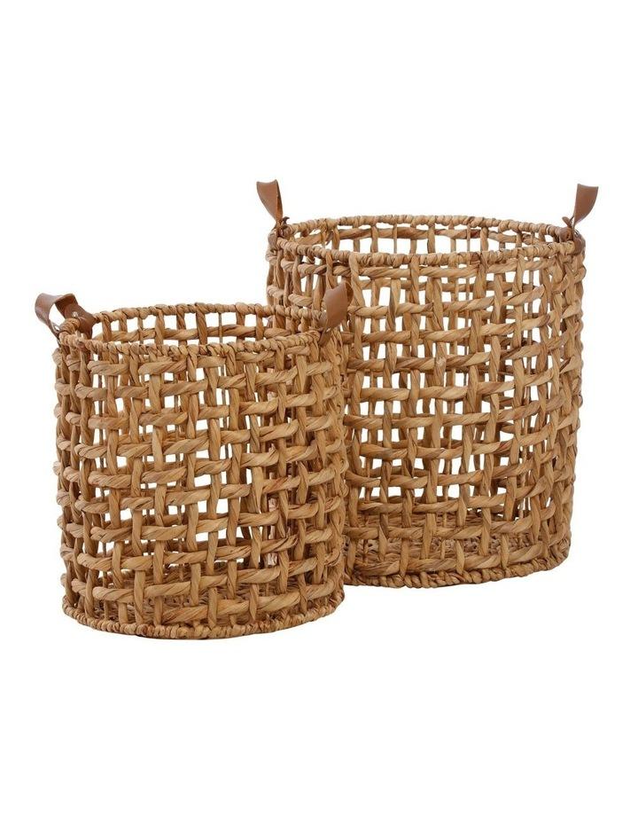 Tullah Open Weave Basket image 1