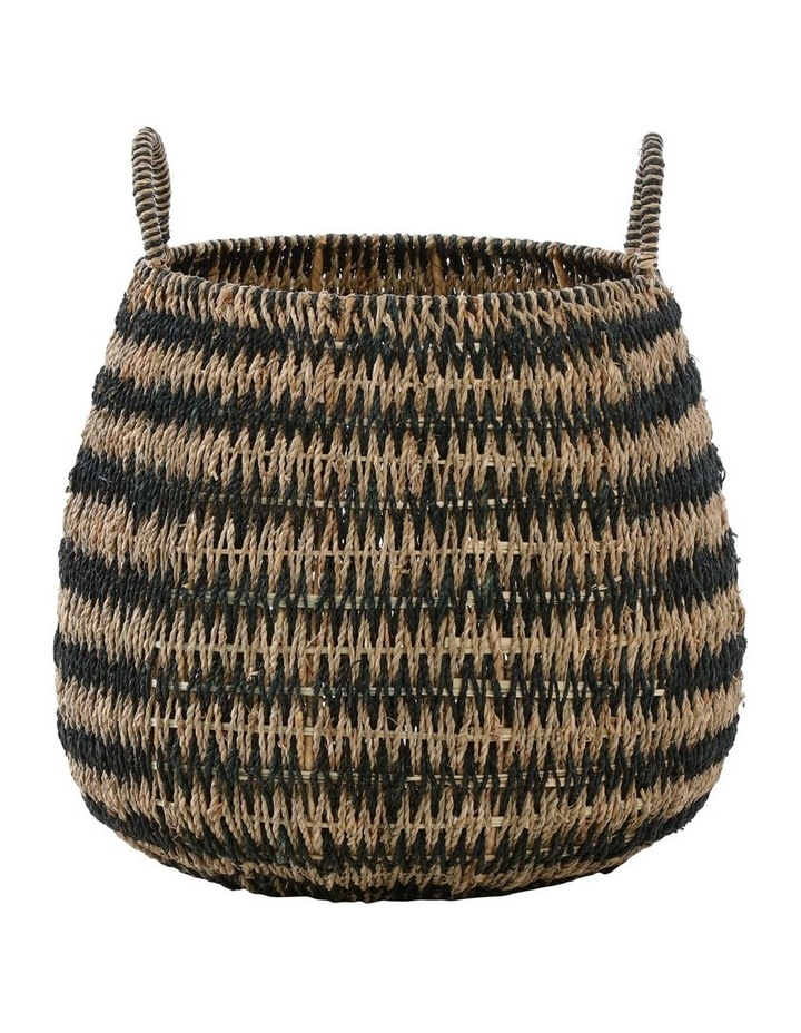 Round Arrow Weave Basket image 2
