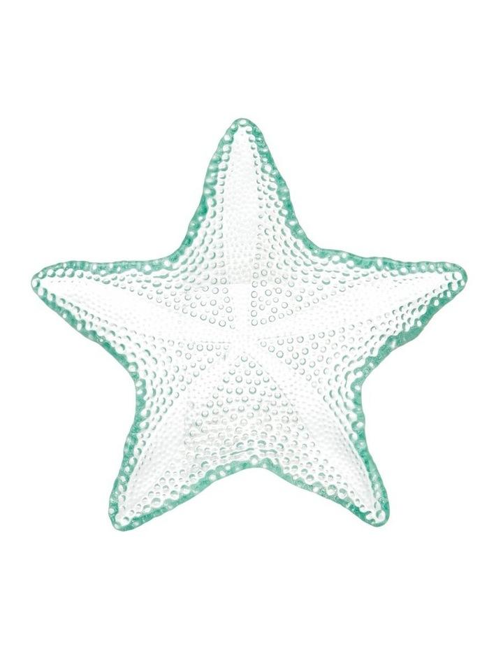 Starfish Decorative Trinket Tray 18cm image 1