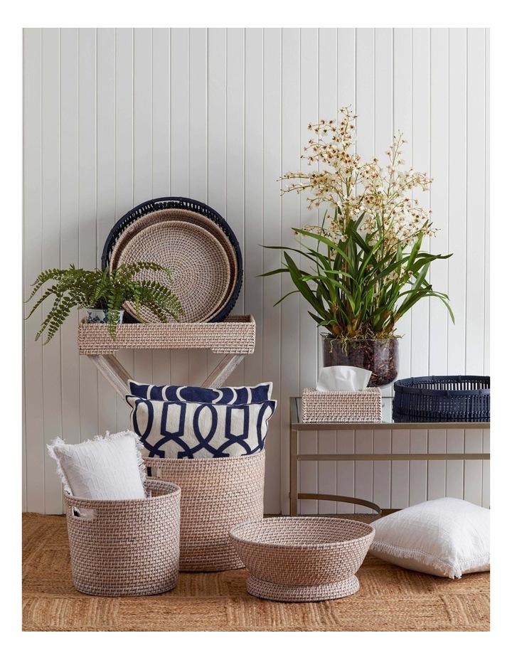 South Hampton Basket White Wash image 3