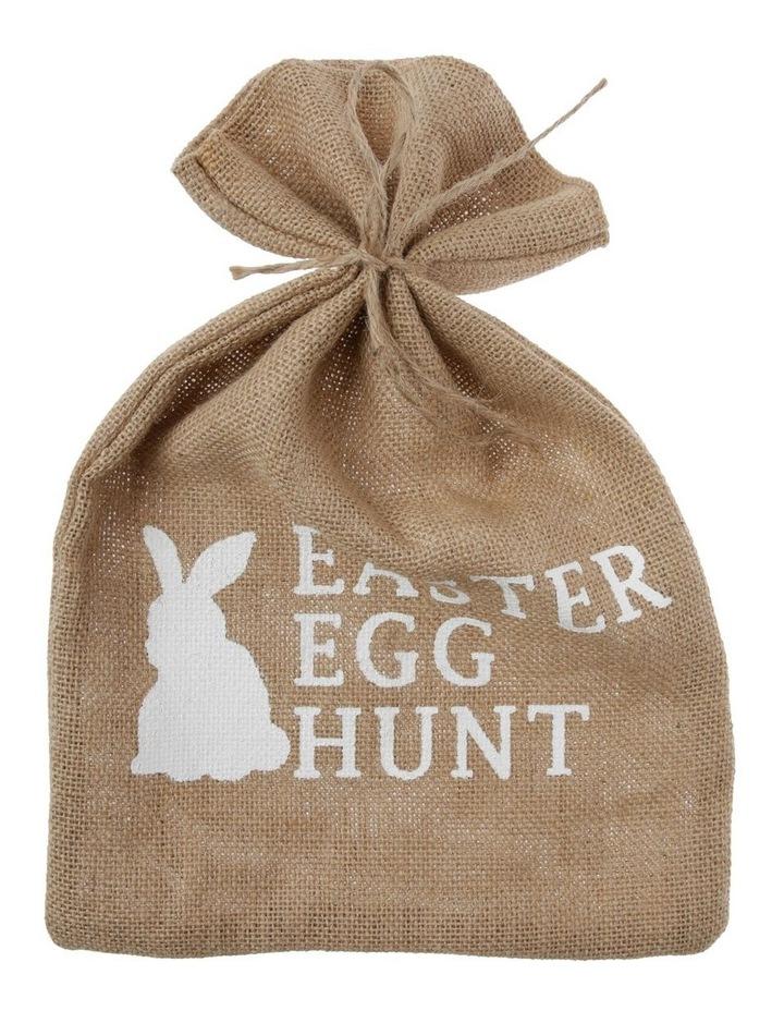 Hessian Easter Egg Hunt Sack image 1