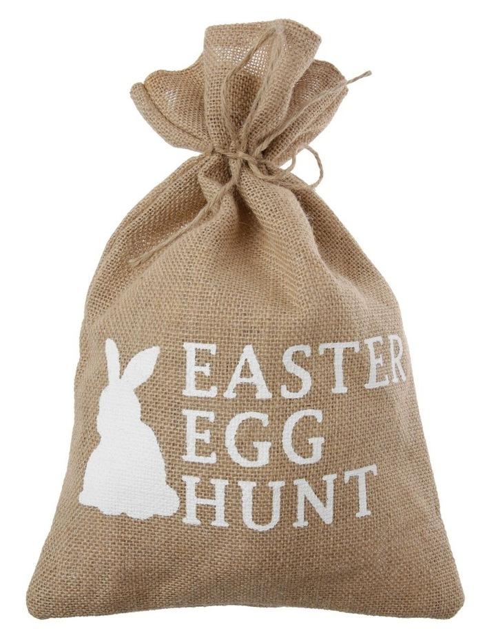 Hessian Easter Egg Hunt Sack image 2