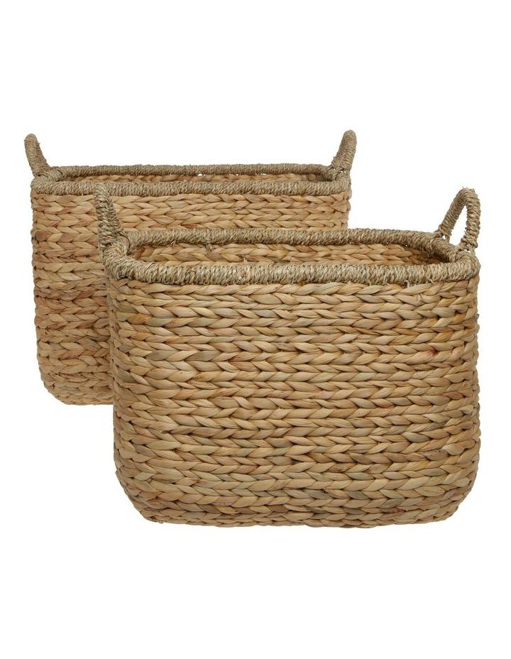 Rochester Rectangle Basket 50cm image 4