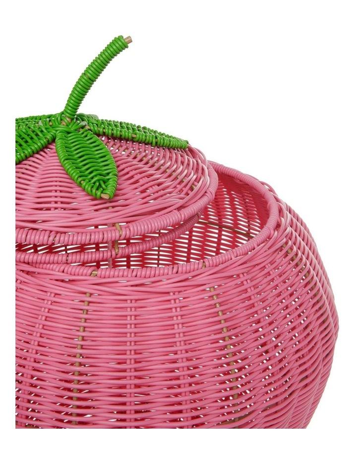 Strawberry Shaped Storage Basket 55cm image 2