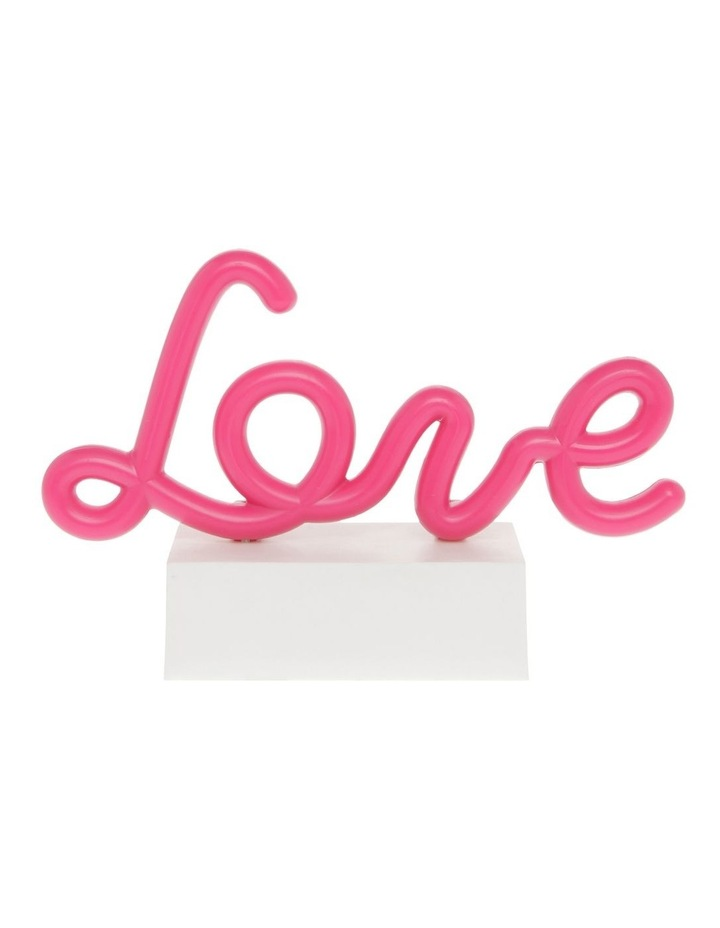 Love LED Light image 1
