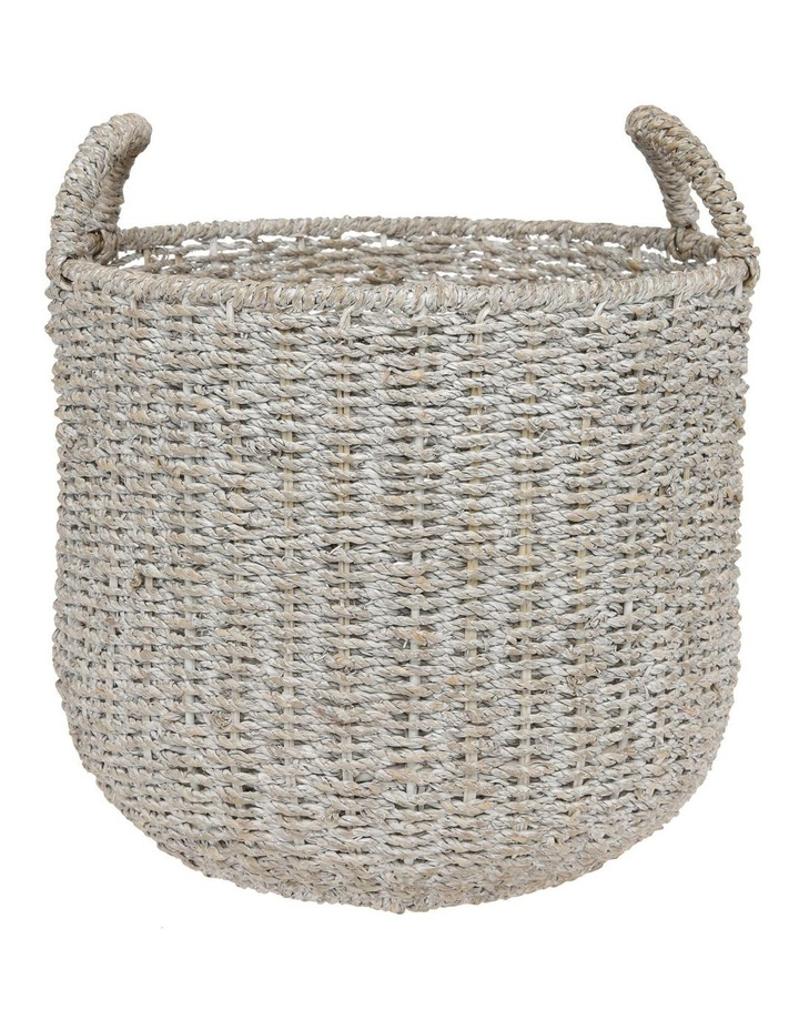Whitehaven Rattan Basket 30cm image 1