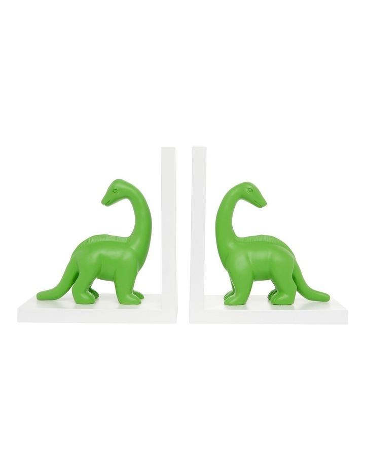 Bentley the Brachiosaurus Polyresin Bookends image 1