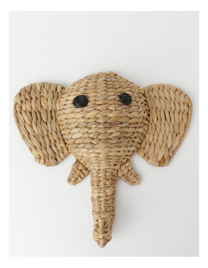 Elephant Wall Decor image 1