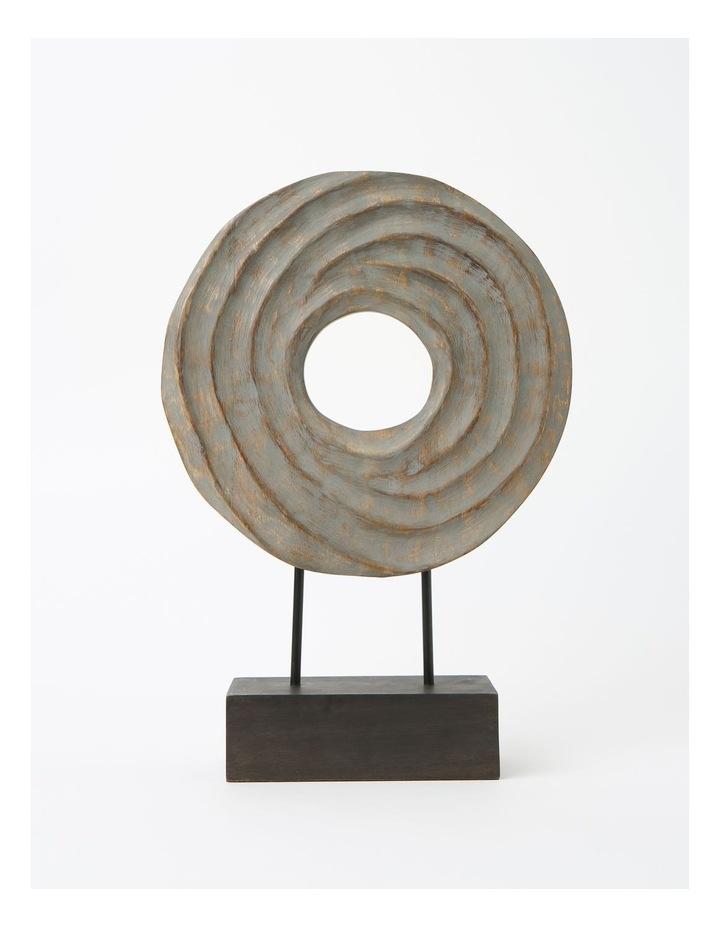 Drift Mango Wood Sculpture image 1