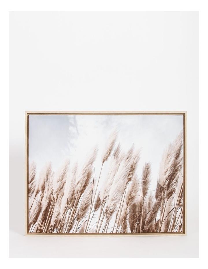 Pampas Grass Wall Art image 1