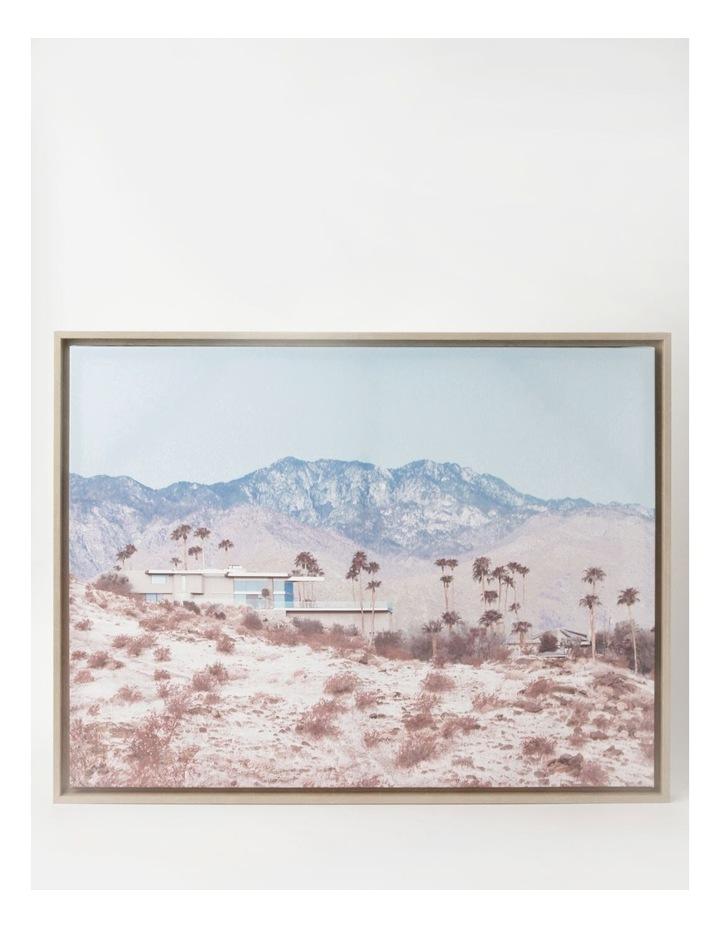 Vue Palm Springs 60x80cm Wall Art image 1