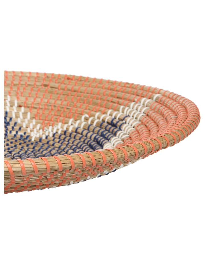 Seagrass Decorative Plate 46cm image 2