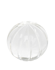 Cut Glass Decor Ball  7cm