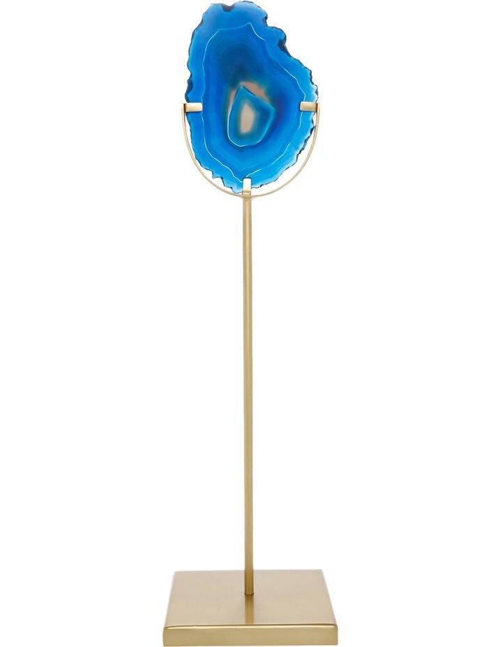 Blue Agate Sculpture image 1