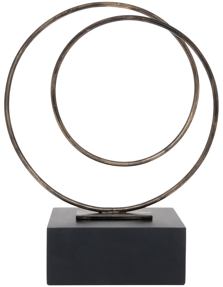 Loop Sculpture on Stand image 1