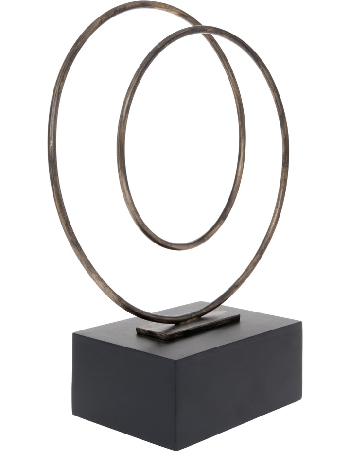 Loop Sculpture on Stand image 2