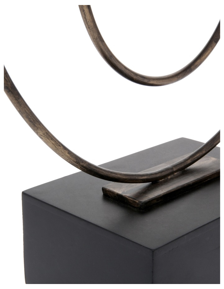 Loop Sculpture on Stand image 3