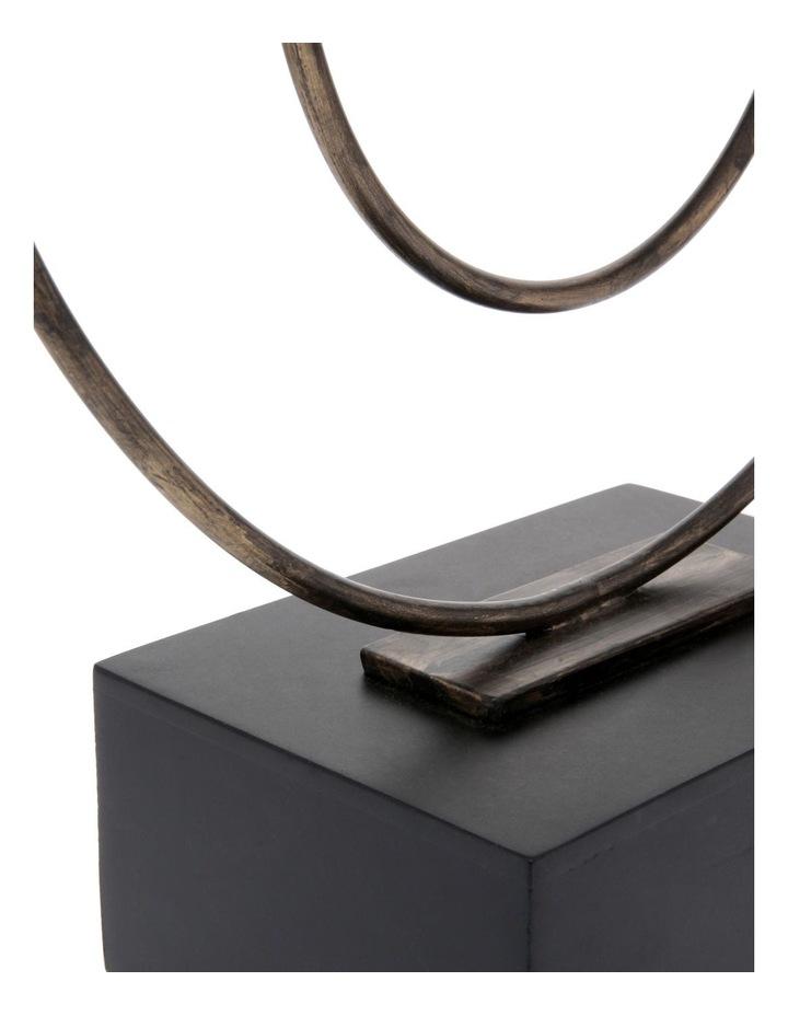 Loop Sculpture on Stand image 3
