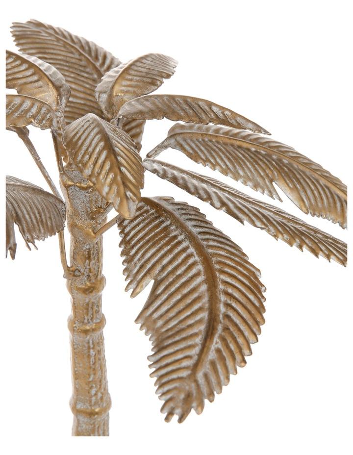 Standing Palm Sculpture 40.5cm image 2