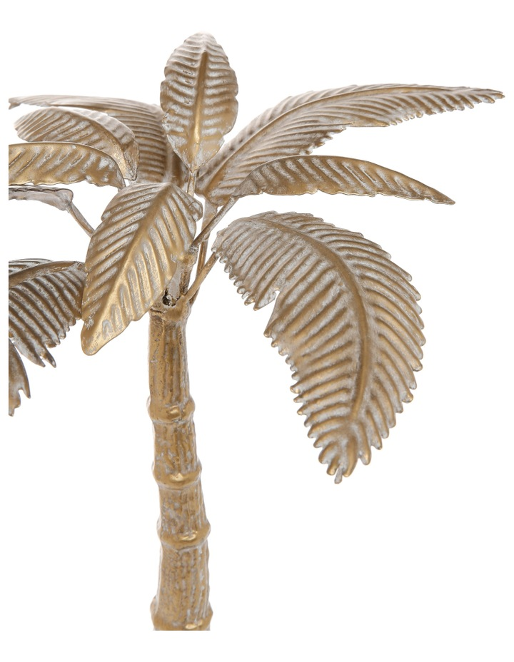 Standing Palm Sculpture 33cm image 2