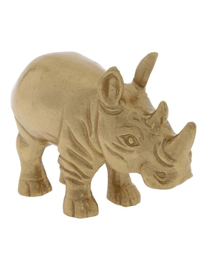 Decorative Rhino image 2