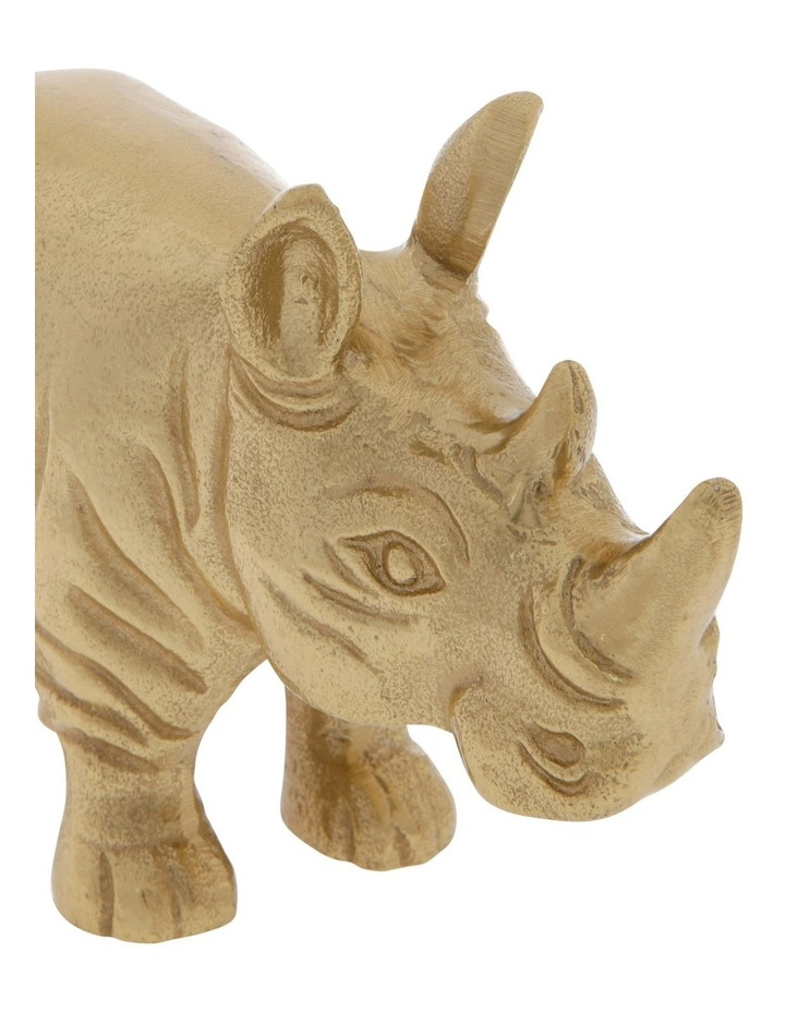 Decorative Rhino image 3