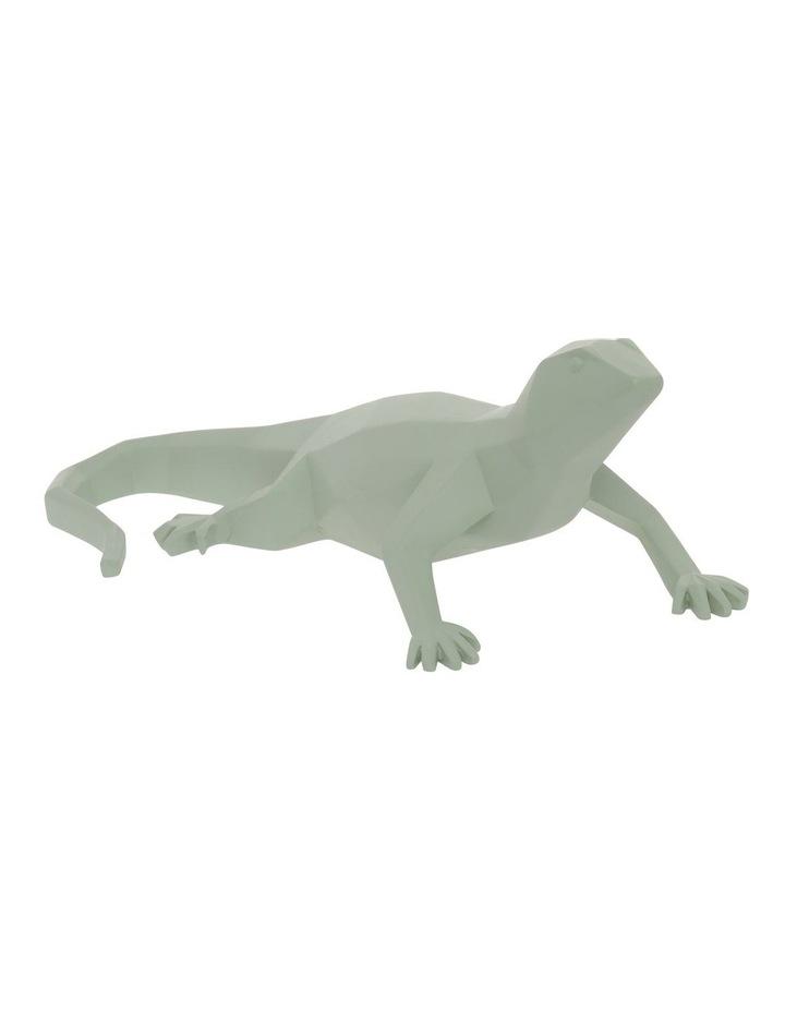 Larry the Lizard Sculpture image 2