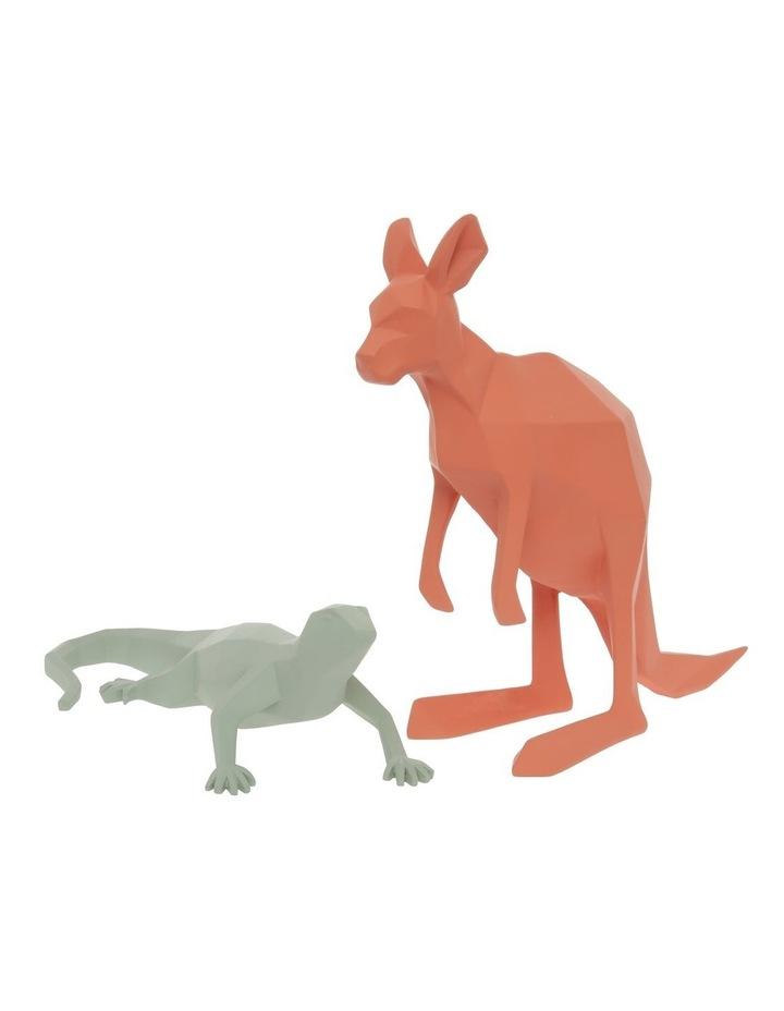 Larry the Lizard Sculpture image 5