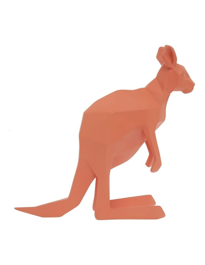 Kaz the Kangaroo Sculpture image 1