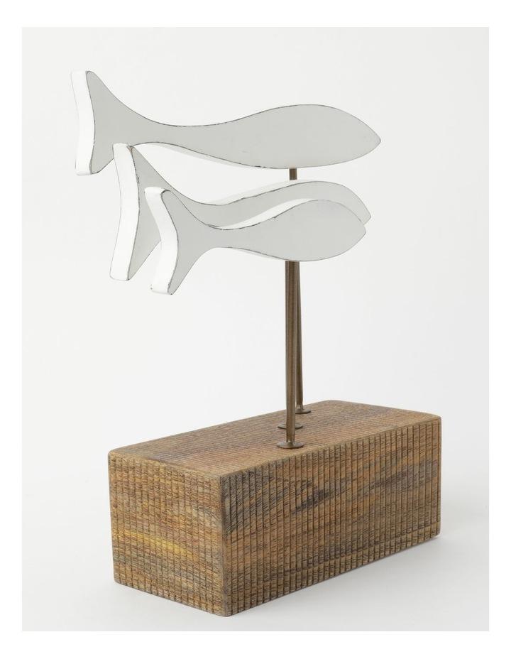 Matheson Fish Sculpture 30cm image 2