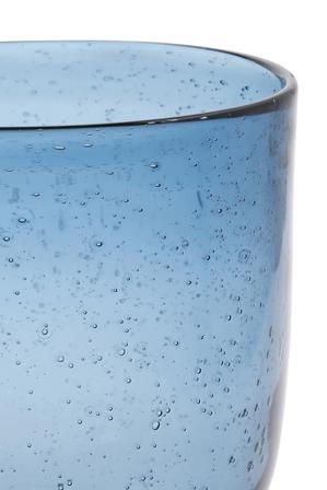Australian House & Garden - Dorrigo Vase  Small - Blue Ink