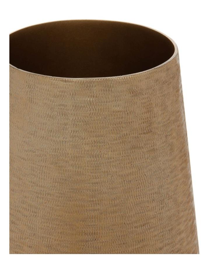 Darren Palmer Gold Plated Vase 34cm image 2