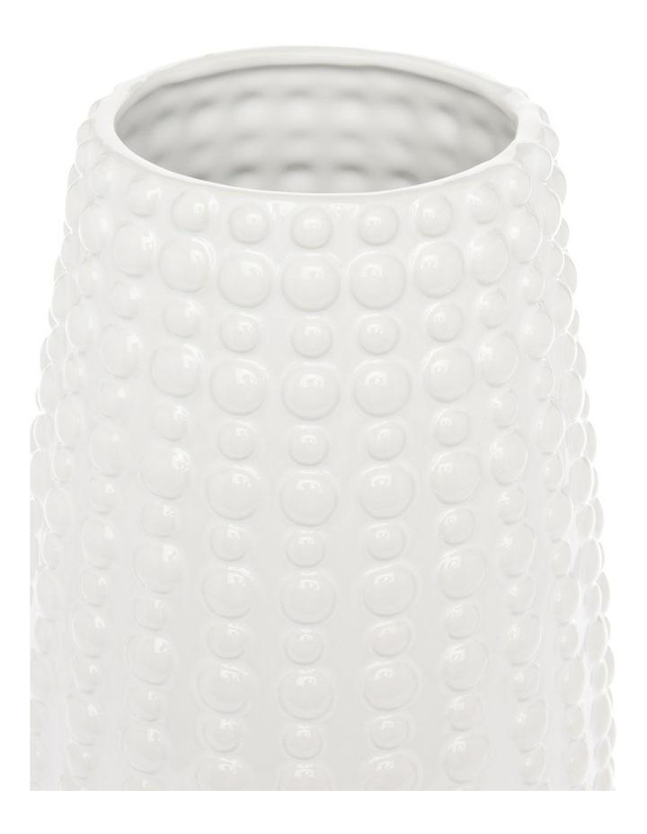 Dotted Stoneware Vase 31 cm image 2