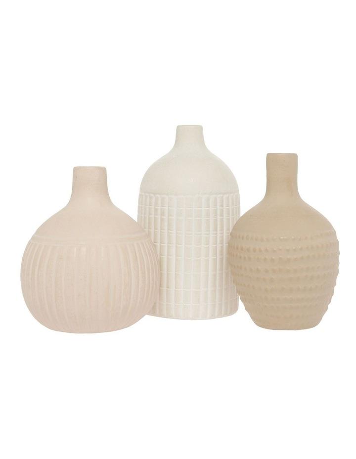 Arches Vase in Sand 13cm image 3