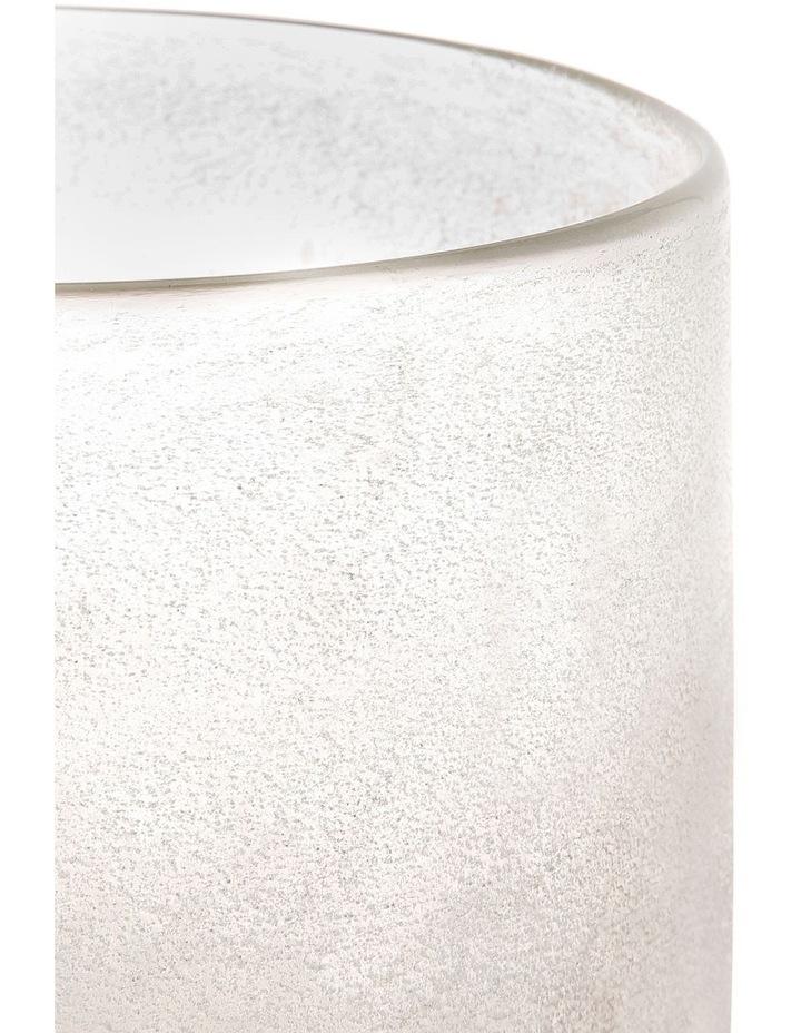 Eyre Grey Glass Vase 32cm image 2