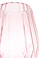 Vue - Geo Glass 17x28cm Vase
