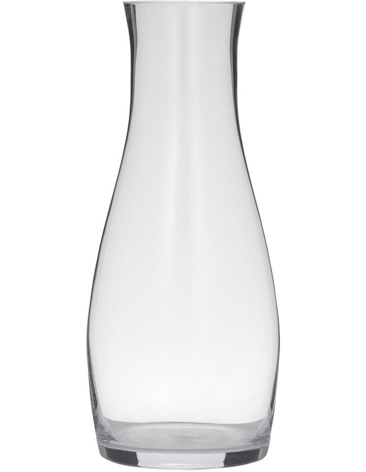 Heidi Clear Glass Vase image 1
