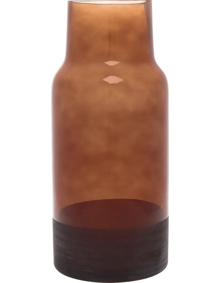 Long Neck Electroplated Vase 25cm image 1