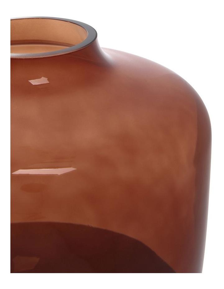 Wide Electroplated Vase 21.5cm image 2
