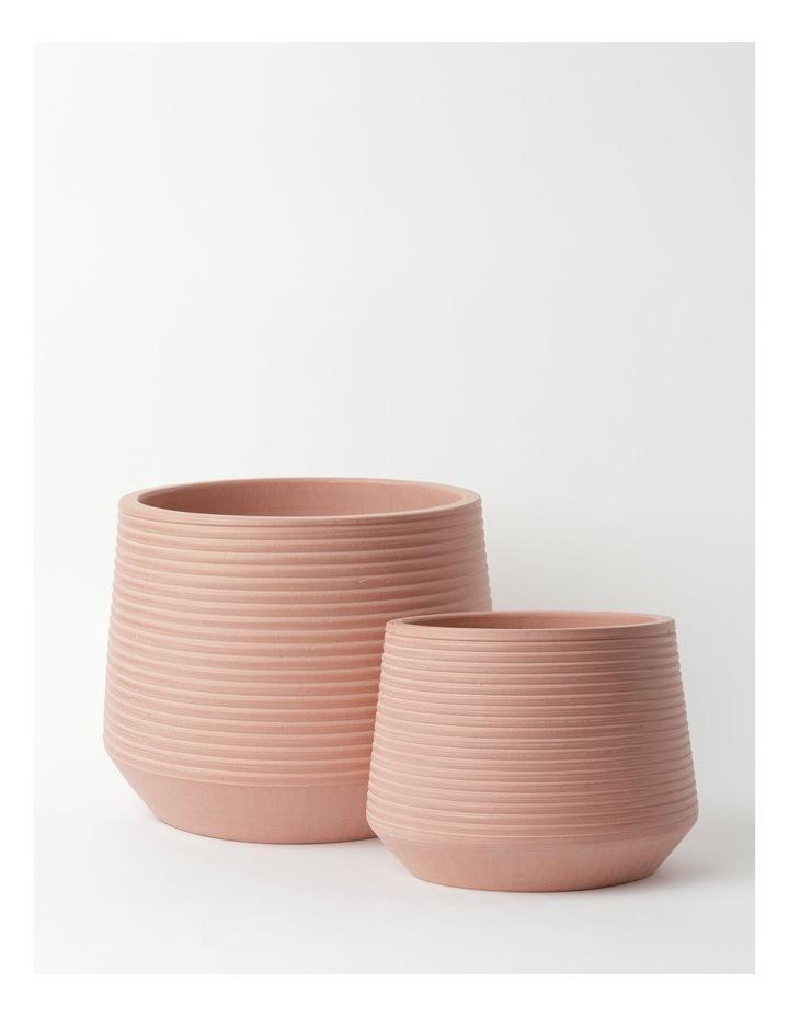 Vue Cala Planter Pink image 3