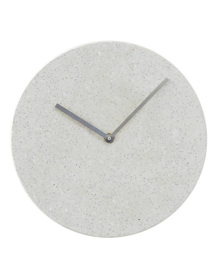 Terrazzo Wall Clock image 1