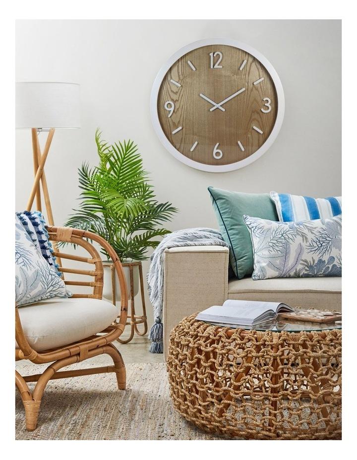 Jubilee White Oak Wall Clock image 3