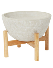 Amalfi - Oden Pot On Stand 35cm